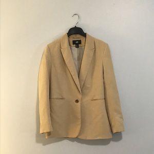 H&M blazer, 10